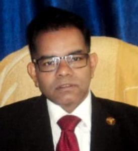 Dr. Tanumay Mitra